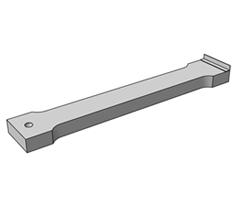 BetonBest - Betonowy element ławki