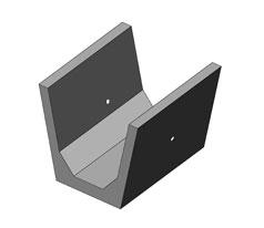 BetonBest - Korytka betonowe